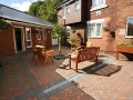 Goldcrest Courtyard
