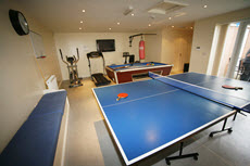 Goldcrest House Gym & Games Room