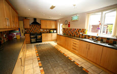 Goldcrest House Kitchen