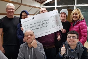 Goldcrest House raise funds for local charity